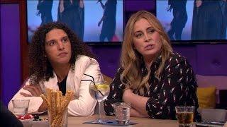 getlinkyoutube.com-Anouk niet blij met uitvoering Trijntje op Songfestival - RTL LATE NIGHT