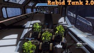 getlinkyoutube.com-Halo 4 Custom game : Rabid Tank 2.0