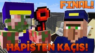 getlinkyoutube.com-Minecraft - HAPİSTEN KAÇIYORUZ! - HAPİSTEN KAÇIŞ 2! - (Özel Harita) FİNAL!