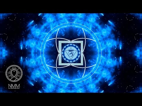 Sleep Meditation Music: Throat Chakra Meditation Balancing & Healing, Sleep Chakra Meditation Music