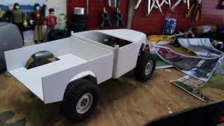 getlinkyoutube.com-Headquake's RC - #172 (building a Dodge M37) Feb.2014