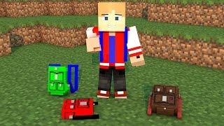 getlinkyoutube.com-Minecraft PE 0.14.0: TENHA UMA MOCHILA NO MCPE | BACKPACK MOD