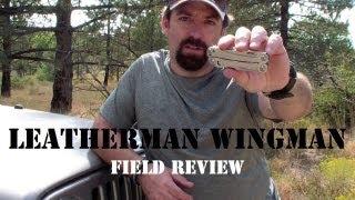 getlinkyoutube.com-Leatherman Wingman Multi-Tool Field Review