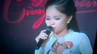 getlinkyoutube.com-Chung kết Lâm Ngọc Hoa đơn ca  solo cùng bolero làm giám khảo Lệ Thu rơi lệ