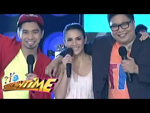 IT'S SHOWTIME 4th Anniversary : Teddy, Karylle & Jugs Pe