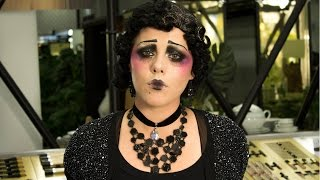 getlinkyoutube.com-Napoleon Perdis Makeup tutorial: Halloween - Sorrow on the Silver Screen