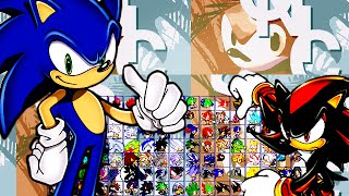 getlinkyoutube.com-Ultimate Sonic Mugen (final version)