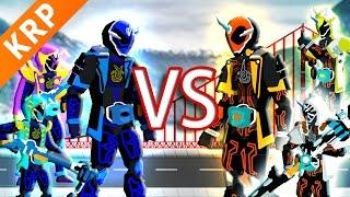 getlinkyoutube.com-Pivot Kamen Rider Ghost V Spectre 【07 11 12】Henshin & Finisher 【仮面ライダーゴースト】