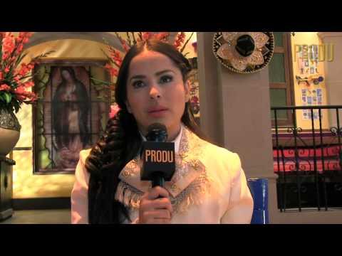 Danna García actriz colombiana protagoniza novela de Televisa 'Que bonito amor' de Salvador Mejía