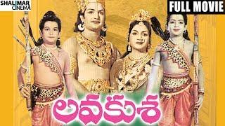 getlinkyoutube.com-Lava Kusa Full Length Telugu Movie || NTR, Anjali Devi, Sobhan Babu