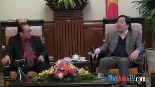 """getlinkyoutube.com-2: """"Mời ông Nguyễn Xuân Nghĩa về Việt Nam, tôi sẽ lên sân bay đón!"""""""
