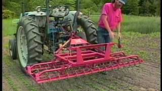 getlinkyoutube.com-Weed-Control Machines - Fiddlehead Farm, Brownsville, VT