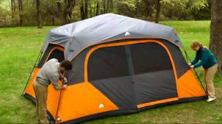 getlinkyoutube.com-Ozark Trail Tent 13 x 9 - Instant Tent