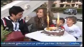 رولا سعد في برنامج خدني معاك الجزء الثالث