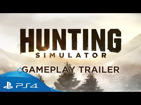 Hunting Simulator (PS4)   © Maximum 2017    1/1