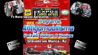 1ª Expo de Carros Antigos de Maricá-RJ