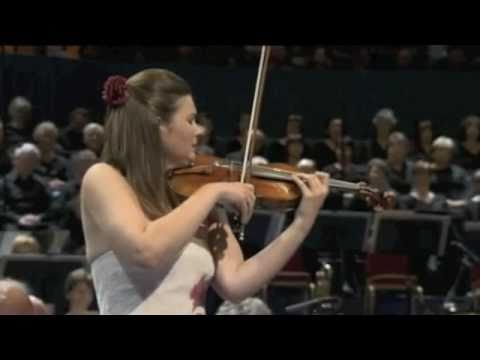Janine Jansen - Mendelssohn Violin Concerto in E minor, Op. 64