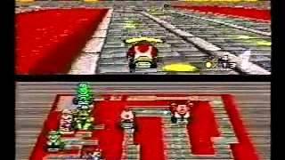 getlinkyoutube.com-Super Mario Kart - Speed Run in 0:25:31 (All Cups 150cc) by DK28 [Super NES]