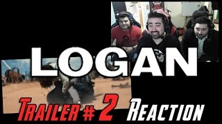 getlinkyoutube.com-Logan Final Trailer Angry Reaction!