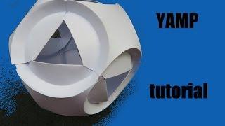 getlinkyoutube.com-Yamp - Hans-Werner Guth - modular ball - tutorial - dutchpapergirl