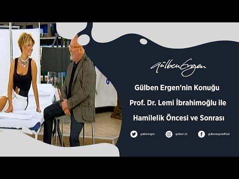 GÜLBEN - Prof.Dr. Lemi İbrahimoğlu ile Hamilelik Öncesi ve Sonrası 03.10.13