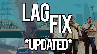getlinkyoutube.com-How to Fix GTA V PC Lag/Stuttering and Increase FPS (UPDATED)