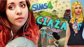 getlinkyoutube.com-#6 The Sims 4 - CIĄŻA! Moje koszulki w grze ?! o.O