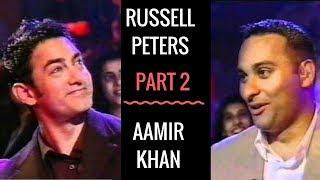 getlinkyoutube.com-Russell Peters interviews Aamir Khan part 2