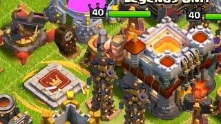 getlinkyoutube.com-Clash Of Clans - 2015 Update TH11 Gem to Max - 134K Gems Not Enough?