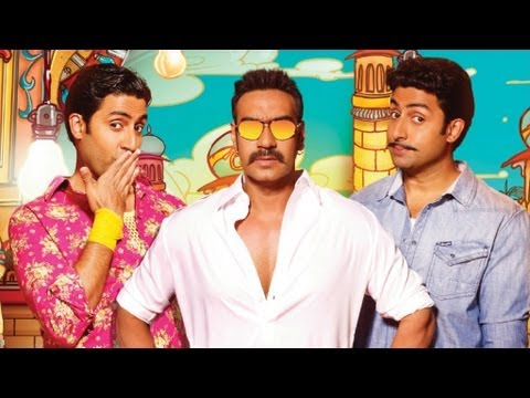 &quot;Bol Bachchan&quot; Official Theatrical Trailer (Exclusive)