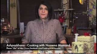 getlinkyoutube.com-Ashpazkhana - Cooking with Nazema Momand - Orange Bar Cake کيک مالته