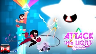 getlinkyoutube.com-Attack the Light - Steven Universe Light RPG (By Cartoon Network) - iOS / Android - Gameplay Part 1