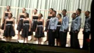 Immanuel Choir in Jayapura Papua