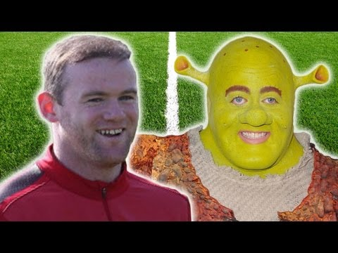 (FUNNY) Top 10 Football Lookalikes