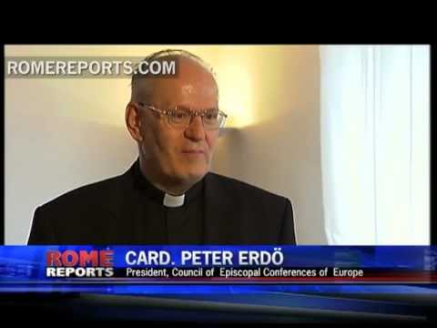 Card  Erd explains why families and the laity  are key in the New Evangelization