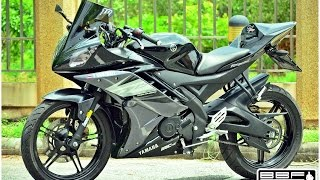 getlinkyoutube.com-YAMAHA : YZF-R15 Black Metallic X COLOR 2014
