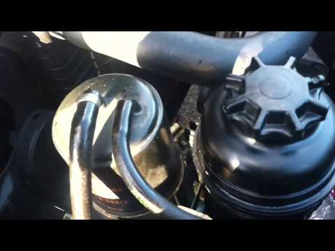 How To: Power Steering Flush BMW E34