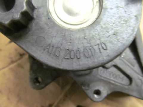 Натяжитель приводного ремня Мерседес AMG 5.5 m113 E55 om113 a1130350200, 1130350200
