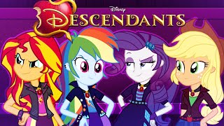 getlinkyoutube.com-MLP [PMV] Descendants - Rotten to the core