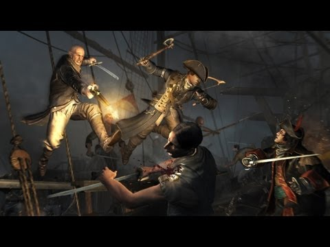 GamesCom Naval Warfare Walkthrough [North America]