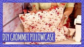 getlinkyoutube.com-DIY Grommet Pillowcases - Throwback Thursday - HGTV Handmade