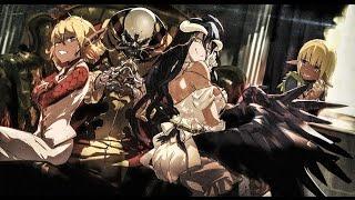 劇場版 オーバーロード ED / Overlord Movie Ending Theme「Crazy Scary Holy Fantasy」by MYTH & ROID