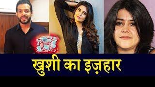 Divyanka Tripathi, Karan Patel & Ekta Kapoor Celebrates | Yeh Hai Mohabbatein Completes 5 Years