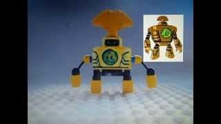 getlinkyoutube.com-Custom Ben 10 Lego figures (5th video)
