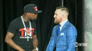 Mayweather vs McGregor World Tour: Toronto Press Conference Highlights