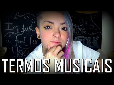 Termos Musicais - Vídeo Aulas de Violão 4#
