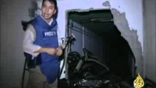 getlinkyoutube.com-النفق الذي هرب منه معمر القذافي في باب العزيزية