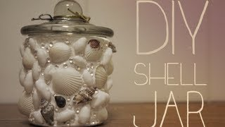 getlinkyoutube.com-DIY Shell jar