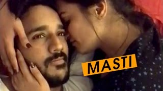 getlinkyoutube.com-(VIDEO) Anita Hassanandani and Rohit Reddy Midnight Masti