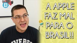 getlinkyoutube.com-PREÇOS ABSURDOS DO IPHONE 7!!! APPLE, VOCÊ SÓ ATRAPALHA!!